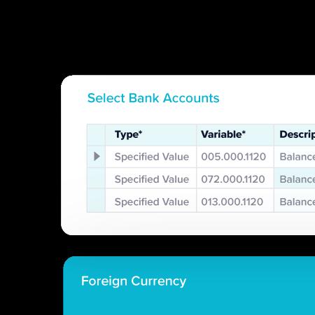 Cash Accounting TechnologyOne
