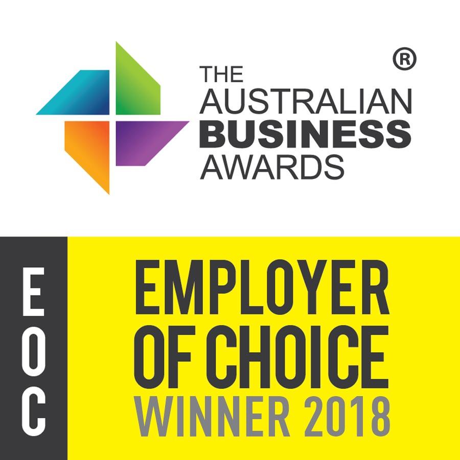 Employer-of-choice-TechnologyOne 2018