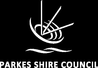 Parkes Shire Council - w logo