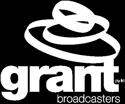 Grant Broadcasters - w logo